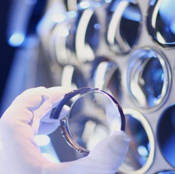 Les verres Essilor
